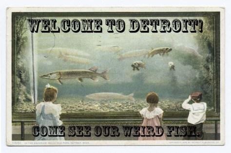 Detroit Fish